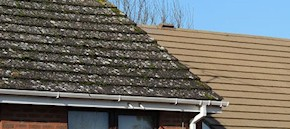Gutter and roof cleaning in Guildford and Godalming